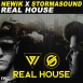 Newik - Real House (Feat. Stormasound) (Single)