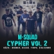M-Squad - Cypher Vol. 2. (Single)