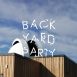 Backyard Party - The Moon Is Out There (EP)