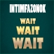 Intimfazonok - Wait, Wait, Wait (Single)