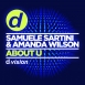 Samuele Sartini  - About U (With Amanda Wilson) (Maxi Single)