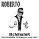 Roberto  - Belehalok (Single)