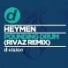 Heymen - Pounding Drum (Maxi Single)