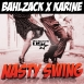 Bahlzack  - Nasty Swing (Feat. Karine) (Maxi Single)