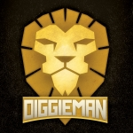 Diggieman - Soul A Reggae (Single)
