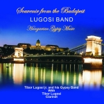 Lugosi Band - Souvenir From The Budapest / Hungarian Gypsy Music