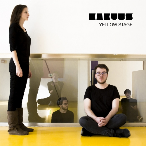 Kaktus - Yellow Stage