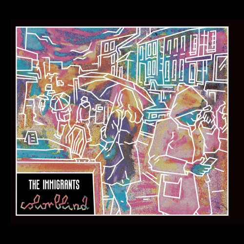 The Immigrants - Colorblind
