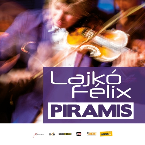 Lajkó Félix - Piramis (Single)