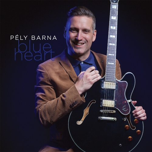 Pély Barna - Blue Heart