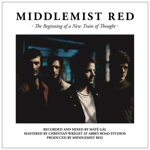Middlemist Red - The Beginning Of A New Train Of Thought (Single)