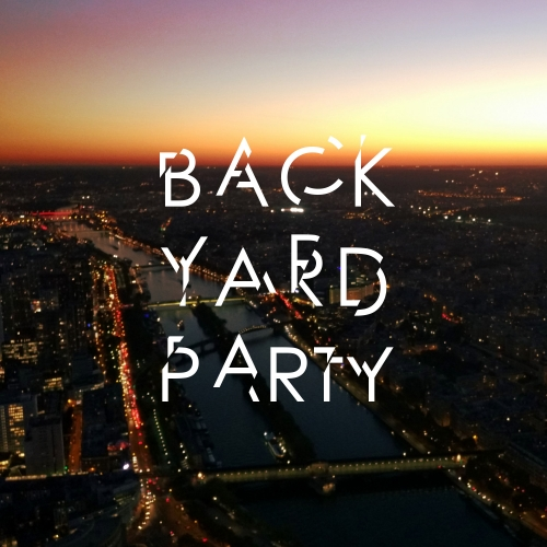 Backyard Party - Blue In Green (Single)