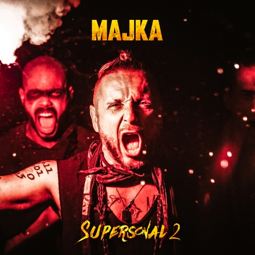 Majka És Curtis - Supersonal 2 (Single)