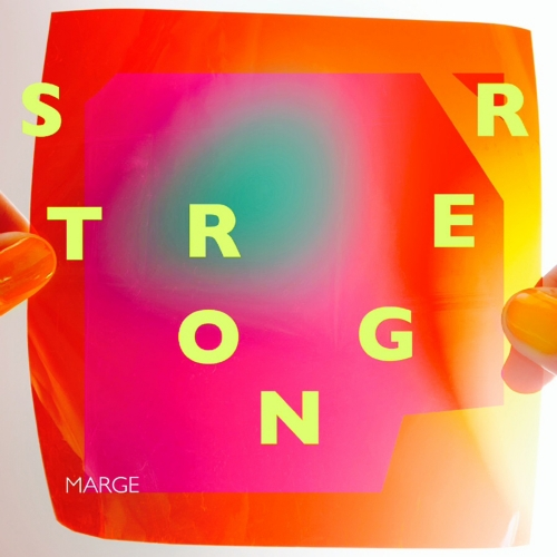 Marge - Stronger (EP)