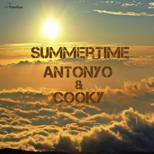 Antonyo - Summertime (Feat. Cooky) (Maxi Single)