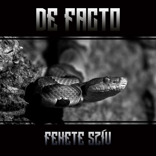 De Facto - Fekete Szív (Single)