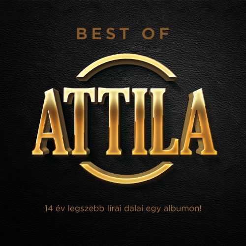 Tilinger Attila - Best Of Attila CD2