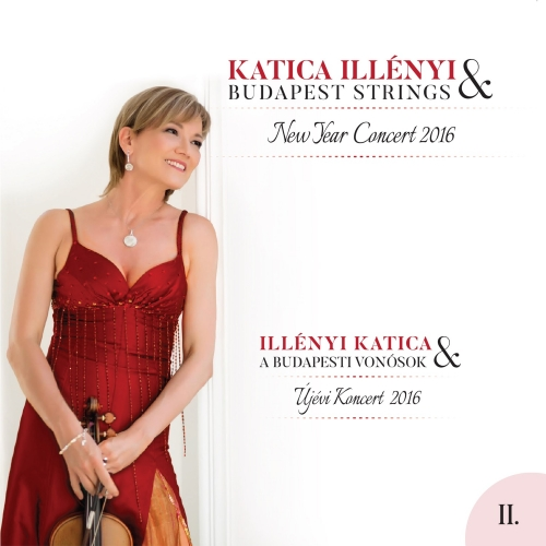 Illényi Katica - New Year Concert 2016 (Part Two)