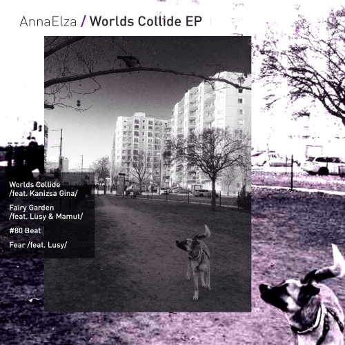 AnnaElza - Worlds Collide (EP)