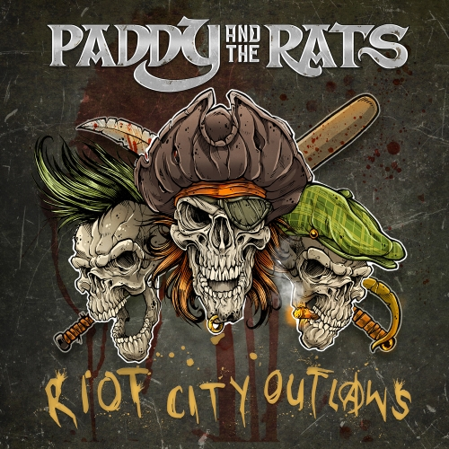 Paddy And The Rats - Join The Riot (Single)