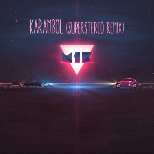 Mocsok 1 Kölykök - Karambol (Superstereo Remix) (Single)