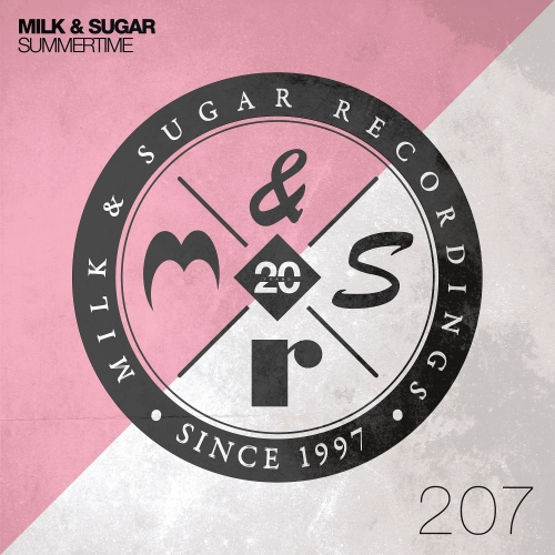 Milk & Sugar - Summertime (Maxi Single)